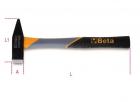 Ciocan 800g cu maner din fibra BETA 1370 T800