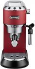 Espressor de cafea DeLonghi Dedica Style EC 685 rosu 1300W 15bar 1 1L