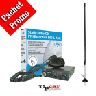 Pachet statie radio auto PNI Escort HP 8001L ASQ Antena CB PNI S60 lun