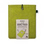 Husa pentru carte accesorii verde Bookaroo Books Stuff Pouch