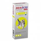 Bravecto Plus Spot On 112 5 mg pisici 1 2 2 8 kg