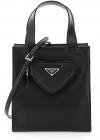 Leather Mini Shopping Bag 1BG408 V MTO 2DX8