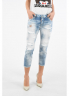 Distressed Cropped COOL GIRL Jeans