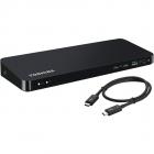 Docking station Toshiba multiport Thunderbolt 3 HDMI USB Type C