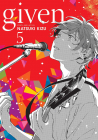 Given Volume 5