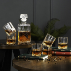Set cadou decantor Sticla cu sase pahare Selecta