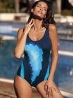 Costum de baie Lola Bluberry Albastru