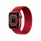 Curea elastica stretch din nylon pentru Apple Watch 1 2 3 4 5 6 SE ser