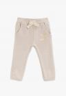 Pantaloni din amestec de bumbac cu buzunare