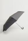 Umbrela cu imprimeu geometric Geo