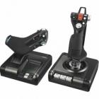 Consola si Joystick X52 Professional H O T A S Negru