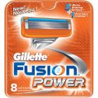 Rezerva aparat de ras Fusion Power 8 buc