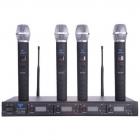 Microfon STATIE 4 MICROFOANE MANA UHF PLL400