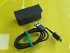Cablu de date USB Type C 1 m Negru