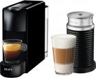 Espressor de cafea Nespresso by Krups Essenza Mini Black Aparat pentru