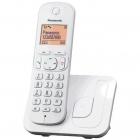 Telefon KX TGC210FXW DECT 1 6 inch LCD alb