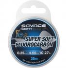 Leader Savage Soft Fluorocarbon EGI 0 29mm 6 03Kg 25M