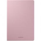 Husa Agenda Chiffon Pink Roz SAMSUNG Tab S6 Lite