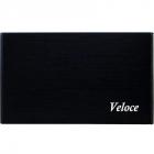 Rack HDD Veloce GD 25612 black