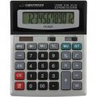 Calculator de birou ECL103 Euler 12 cifre gri negru