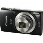 Aparat foto compact Ixus 185 20 Mpx zoom optic 8x Black