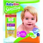 Scutece Babylino Sensitive N5 11 25kg 18 buc