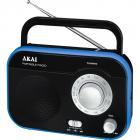Radio portabil PR003A 410 Jack 3 5 Negru