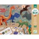 Atelier creativ Djeco Lumea dinozaurilor