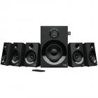LOGITECH Z607 5 1 Surround Sound with Bluetooth BLACK BT PLUGC EU