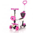 Trotineta pentru copii 10390030001 Smart Plus 0 20kg Pink