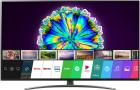 Televizor LED LG Smart TV 65NANO863NA Seria NANO863NA 164cm gri negru