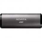 SSD Extern SE760 1TB USB C 2 5 inch Titanium Grey