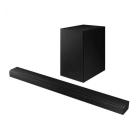 Soundbar HW A550 2 1 410W Dolby DTS X Wireless Subwoofer