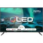 Televizor Smart QLED QL43ePlay6100 U 4K UHD 109cm 43inch Bluetooth 5 0