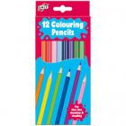 Set 12 Creioane de Colorat