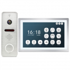 Kit Videointerfon AHD MorningTech HD 10 Slot Card Wifi Tuya App