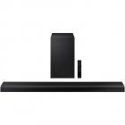 Soundbar HW Q700A 3 1 2 Ch 330W Wireless Subwoofer Dolby Atmos DTS X W