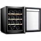 Racitor Vinuri SRV36LMA 12 sticle 21 Litri Clasa A Negru