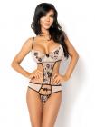 Body Savannah teddy Bej