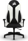 Scaun gaming Corsair TC60 Fabric White