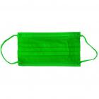 Masca faciala medicala 4 straturi Full Color Green 50 bucati set