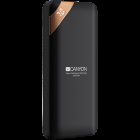 CANYON Power bank 10000mAh Li poly battery Input 5V 2A Output 5V 2 1A