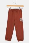 Pantaloni sport cu imprimeu Star Wars