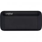 SSD Extern X8 500GB USB 3 1 Tip C 2 5 inch Black