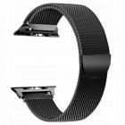 Curea Smartwatch Milaneseband pentru Apple Watch 42 44mm Black