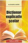 Dictionar explicativ scolar Alexandru Andrei