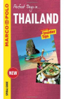 Thailand Marco Polo Travel Guide with pull out map