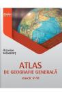 Atlas de geografie generala Clasele 5 6 Octavian Mandrut