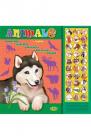Carte cu sunete Animale romana engleza Inesa Tautu