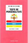 Teste de personalitate Dragoste familie emotii Salvatore V Didato